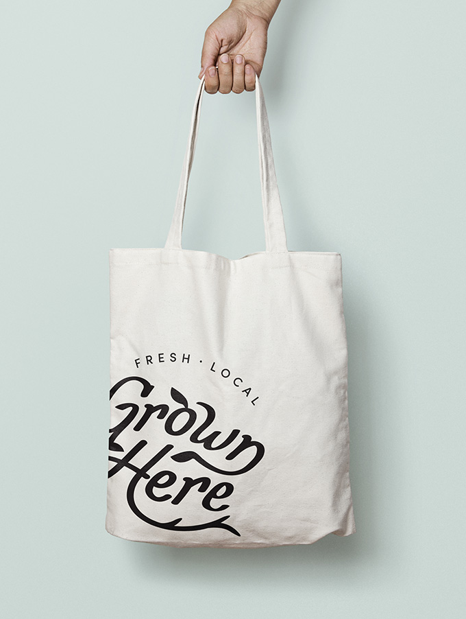 covetdesign_logo-design_branding_package-design_graphic-design_vancouver_work_tall_grownhere-tote-green